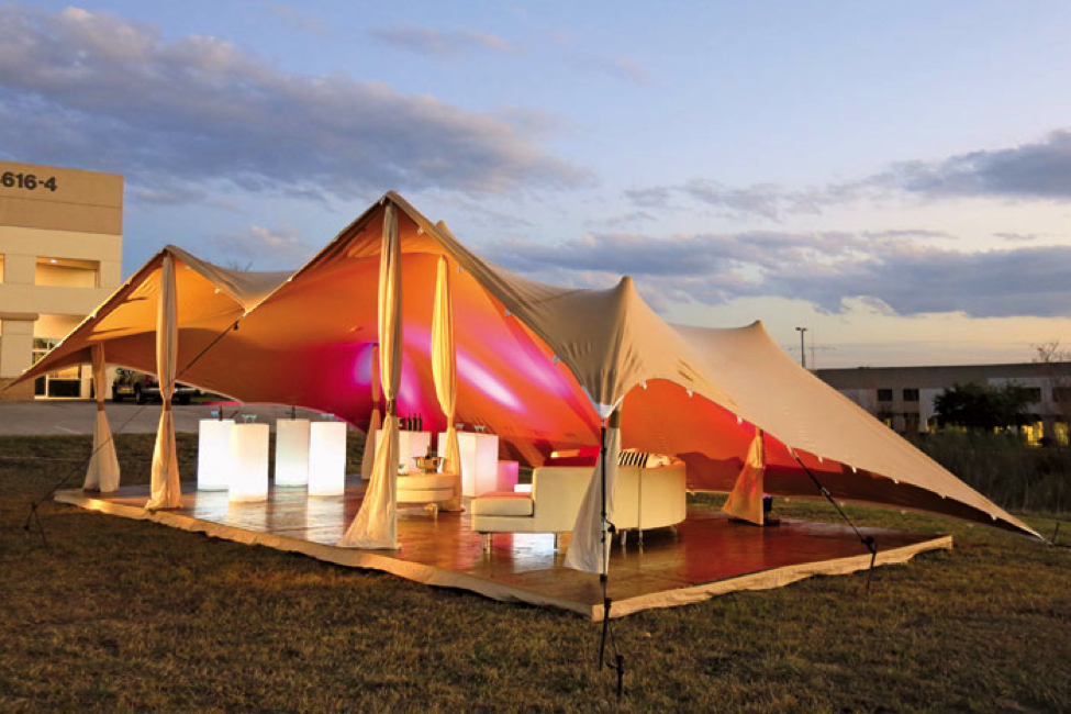 This tent is great for an event that starts midday and ends later in the night. The Savannah Series Tents by Sperry Fabric Architecture allows for natural ... : tent ideas - memphite.com