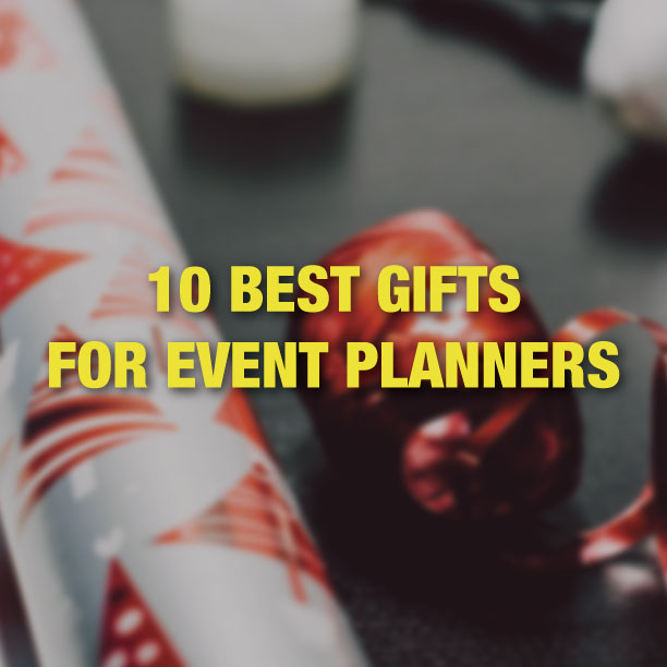 10 best gifts for event planners east of ellie events blog
